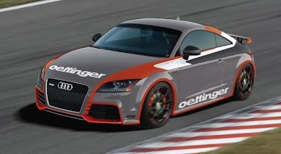 Préparation : Audi TT RS-R by Oettinger