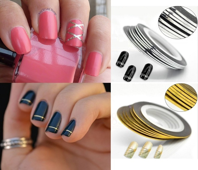 36 Different Nail Art Designs for Short Nails Photos Tips and Tricks