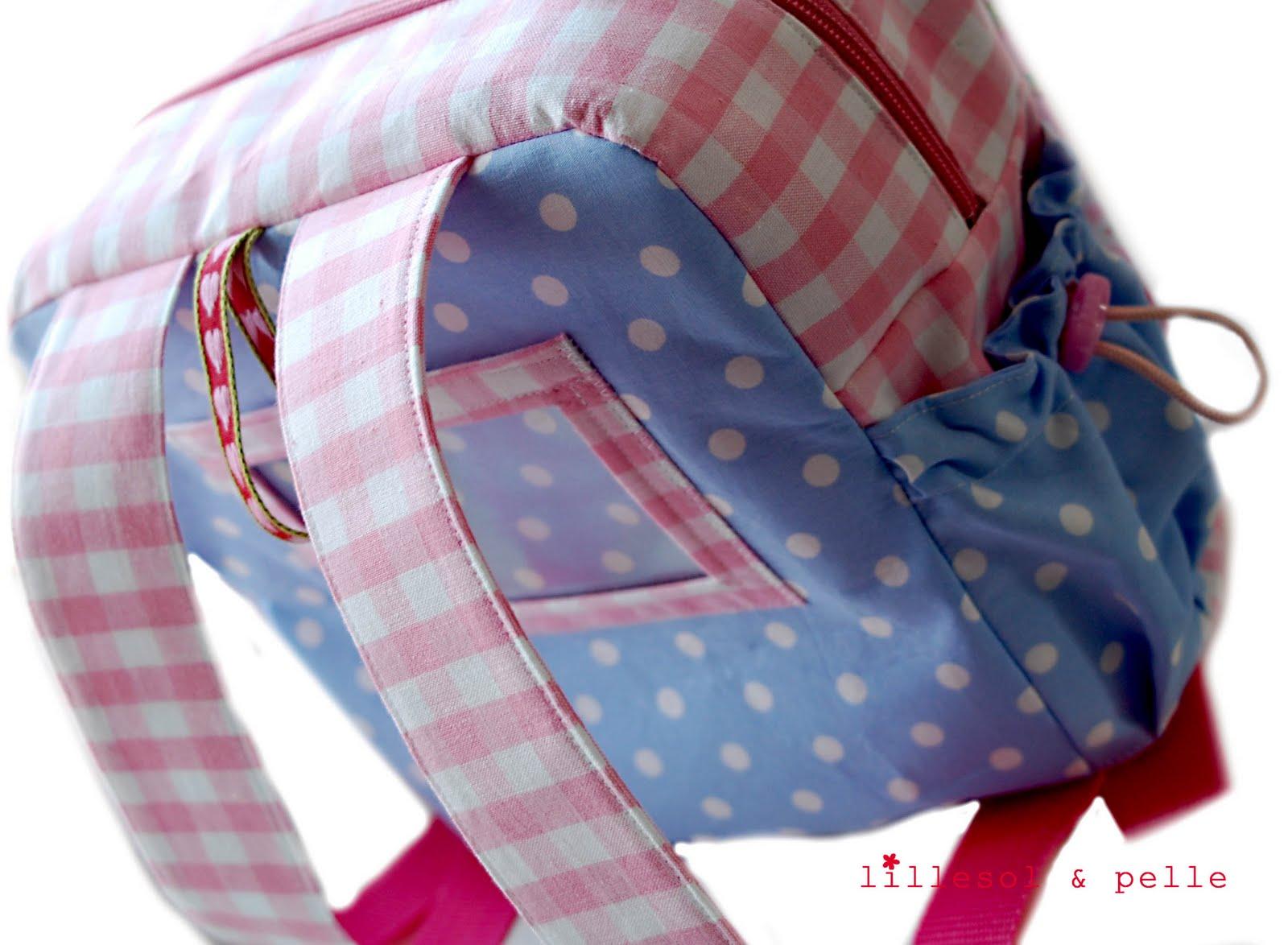 Neues Ebook: Kindergarten-Rucksack Rudi! | lillesol & pelle ...