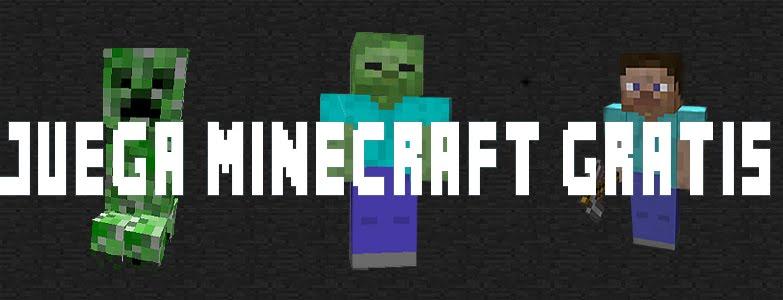 jugar al minecraft gratis sin descargar