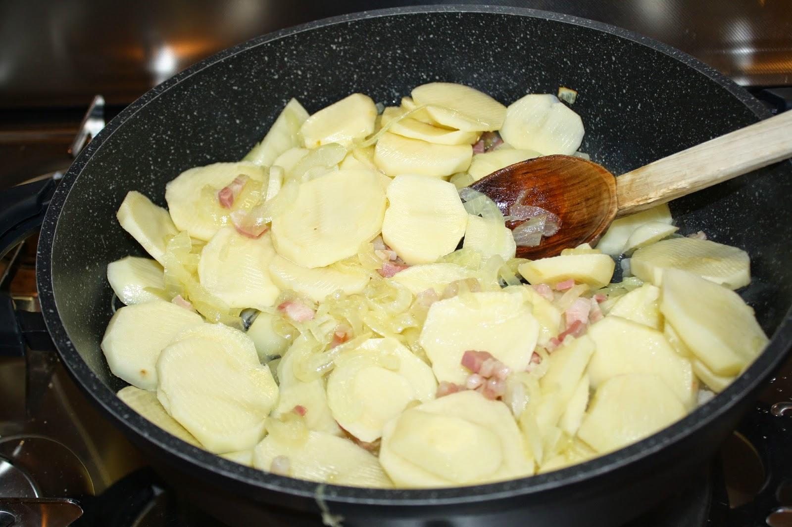 cucina francese tartiflette