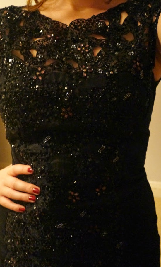 Children in Need An Evening with the Stars gala dinner dress
