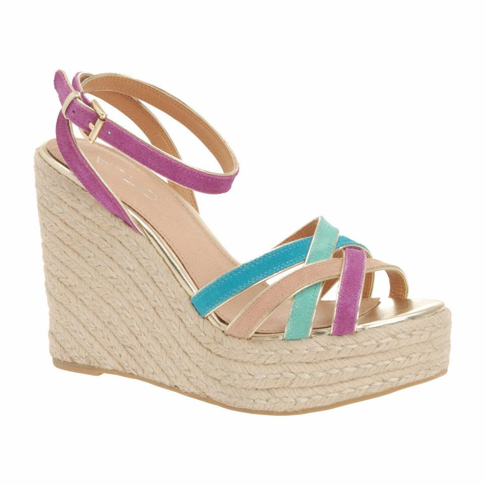 Aldo Shoes Spring Summer 2012 Sandals | Esra's Diary