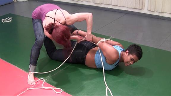 wrestling bondage t erotik