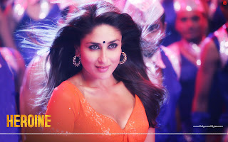Heroine HD Wallpaper Hot Kareena Kapoor