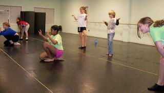 kids dance studios charlotte nc