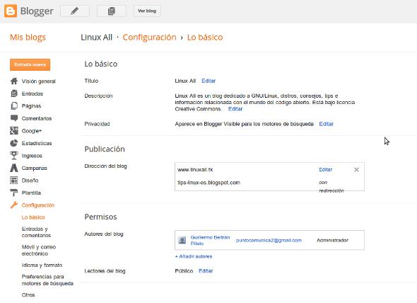 Linux ALL ya con la nueva dirección: www.linuxall.tk