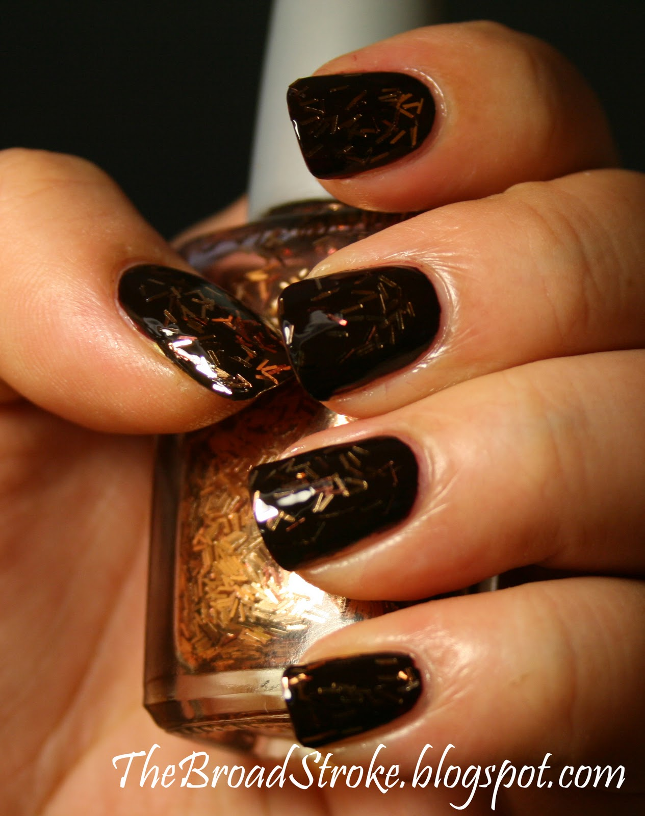 The Broad Stroke: Nails Inc Chelsea + A Franken!