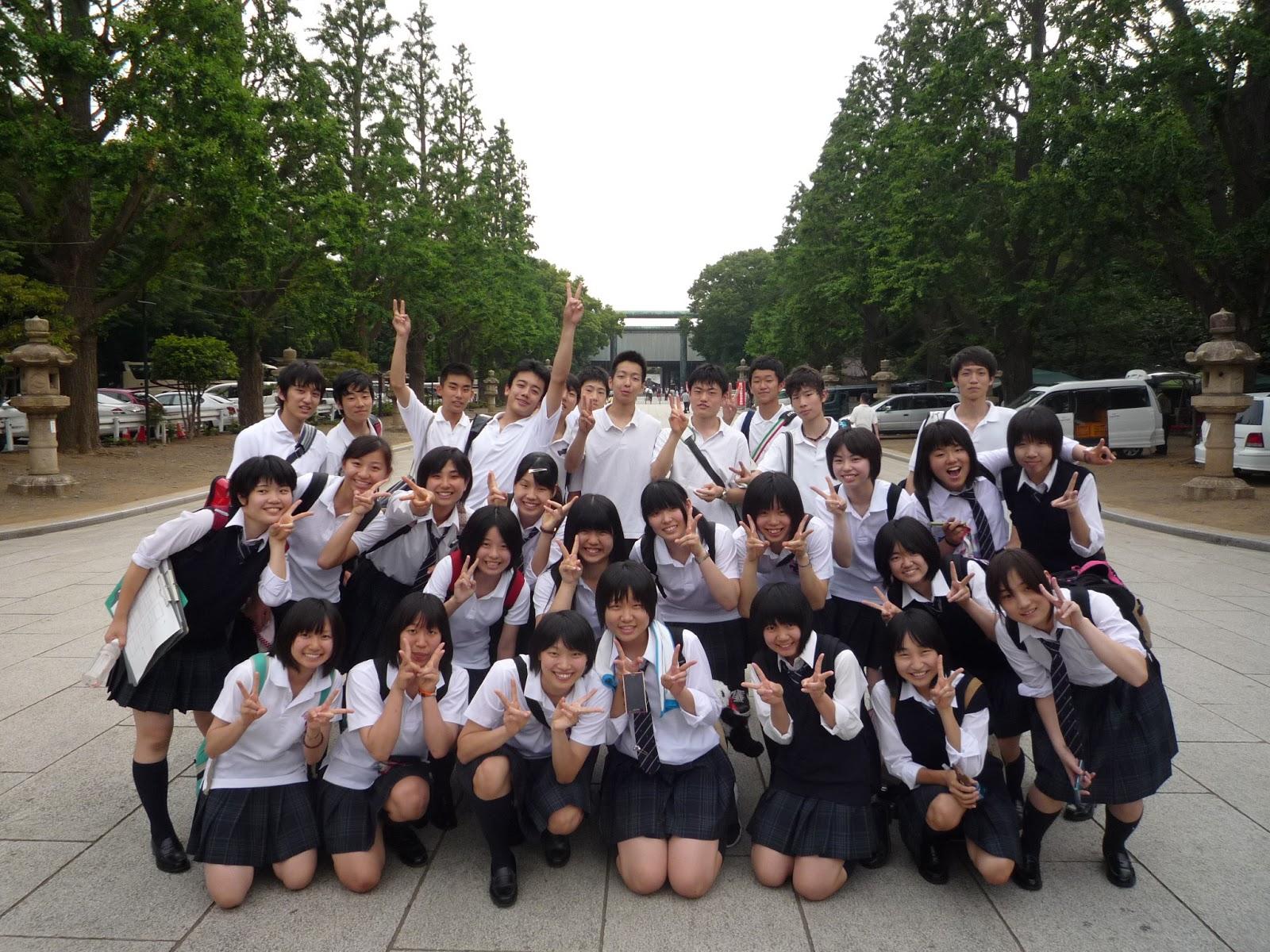 日野台高等学校制服画像