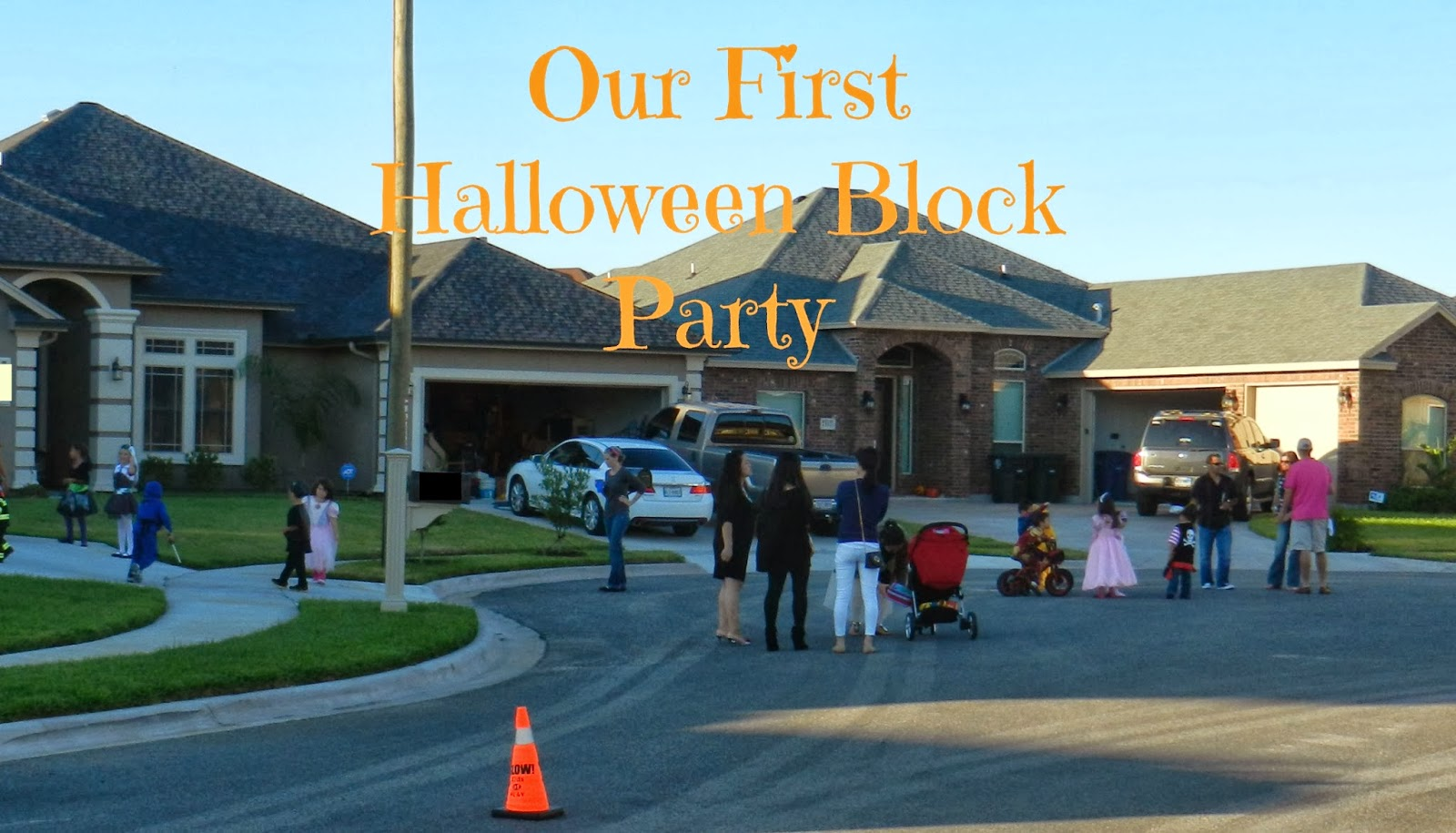 Mama Gets It Done: Halloween Block Party