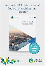 Archnet-IJAR: Volume 13, Issue 1, March 2019