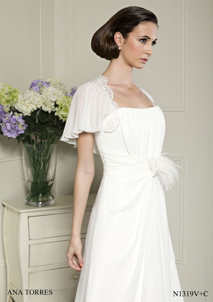 Ana Torres Bridal Spring 2013 Collection
