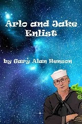 'Arlo and Jake Enlist' on Amazon