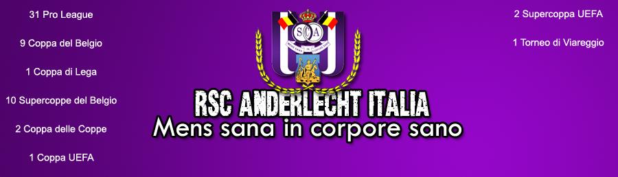 RSC Anderlecht Italia