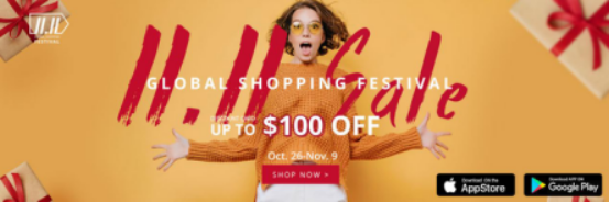 Zaful - Global Shopping Festival