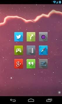 Nox (adw apex nova icons) Apk - Screenshoot