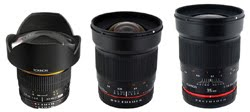 My Favorite Night Photo Lenses