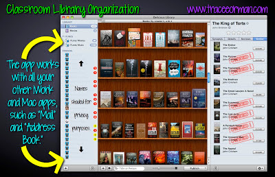 Classroom Library Organization & Circulation: Delicious Library 2