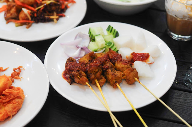 agrobazaar homemade chicken satay