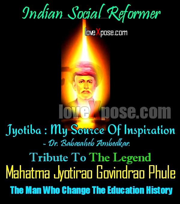 Mahatma Phule Tribute fb