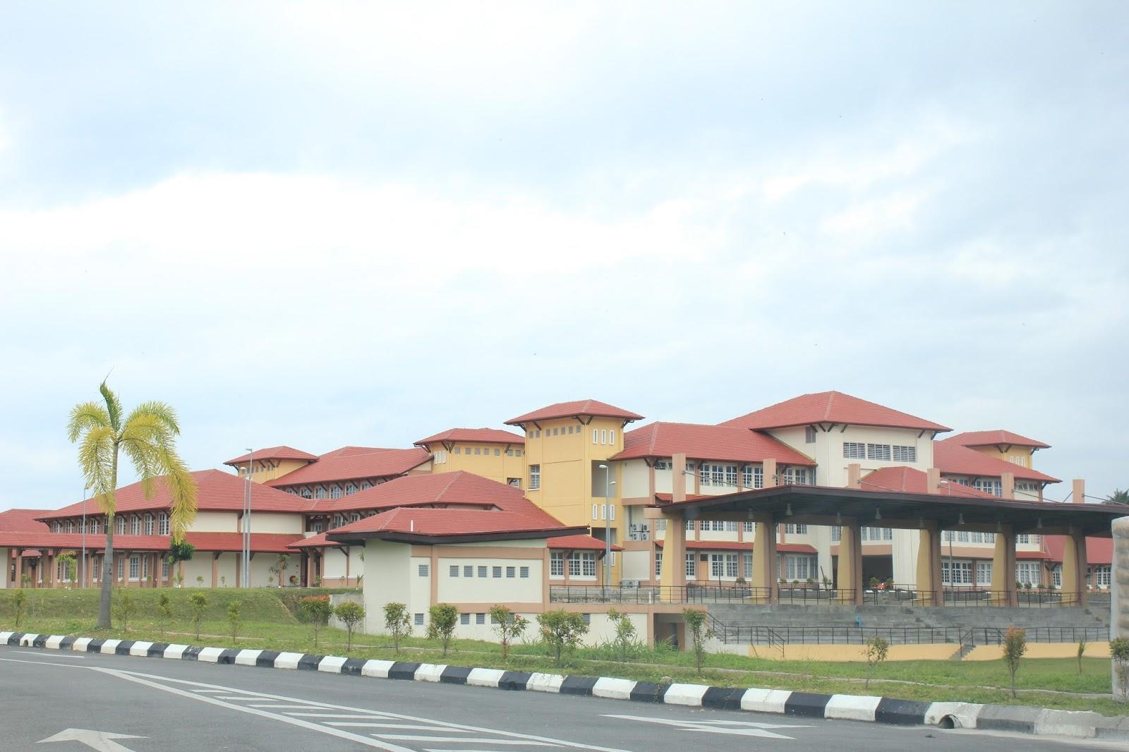Sekolah Berasrama Penuh Bentong Kronis M