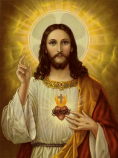Devoted to the Most Sacred Heart of Jesus