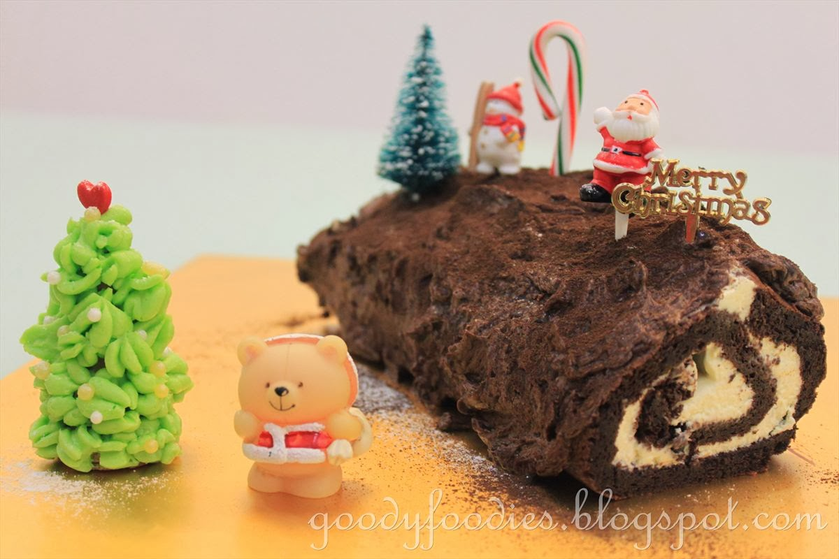 Yule Log Recipe Food Wishes