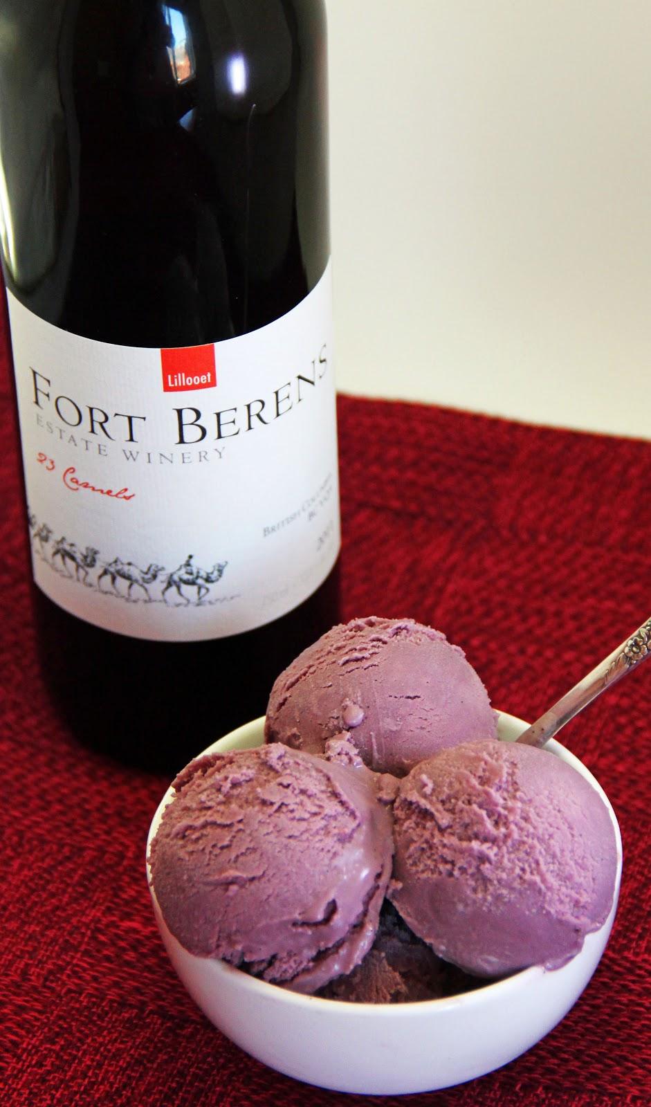 Мороженое из вина своими руками 9