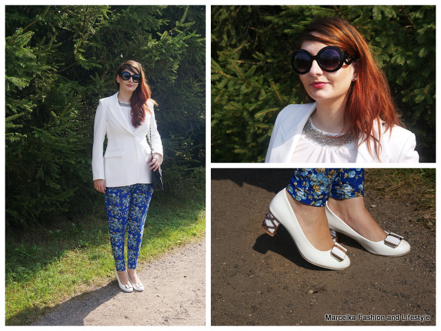 http://marcelka-fashion.blogspot.com/2014/10/stylizacja-ze-spodniami-w-kwiaty-i-biaa.html