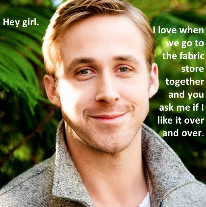 Ryan Gosling Hey Girl Hey Girl.... Handmade ...