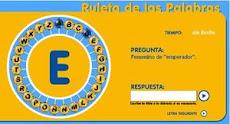 Ruleta de la palabras (Primaria 2º Ciclo)