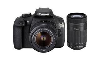 Canon 18MP Digital SLR Camera