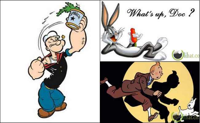 10 Tokoh Film Kartun yang paling Kontroversial di Dunia