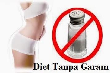 Coba Diet Tanpa Garam Untuk Dapatkan Tubuh Langsing