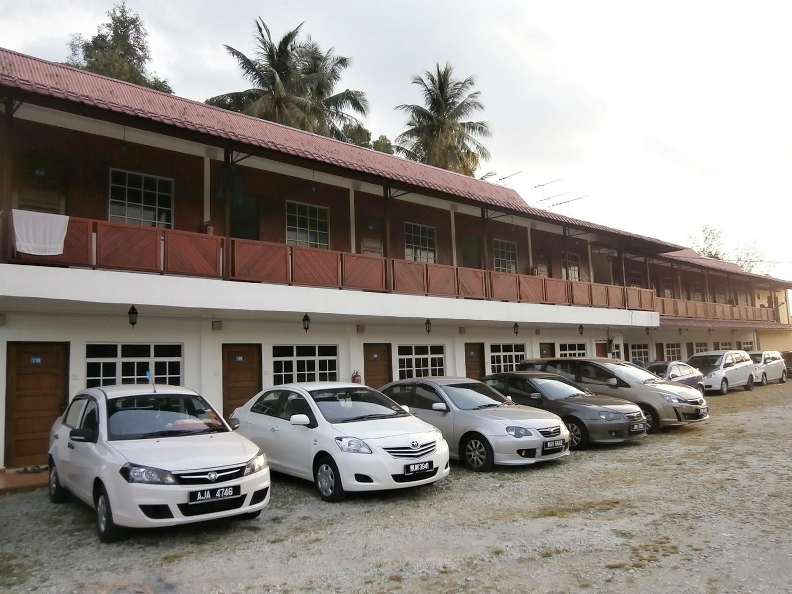 Baru Siap Agaknya Sebab 2 Tahun Lepas Kami Bermalam Di Resort Ini Bangunan Masih Dalam Pembinaan Lama Seperti Rumah Melayu Terletak
