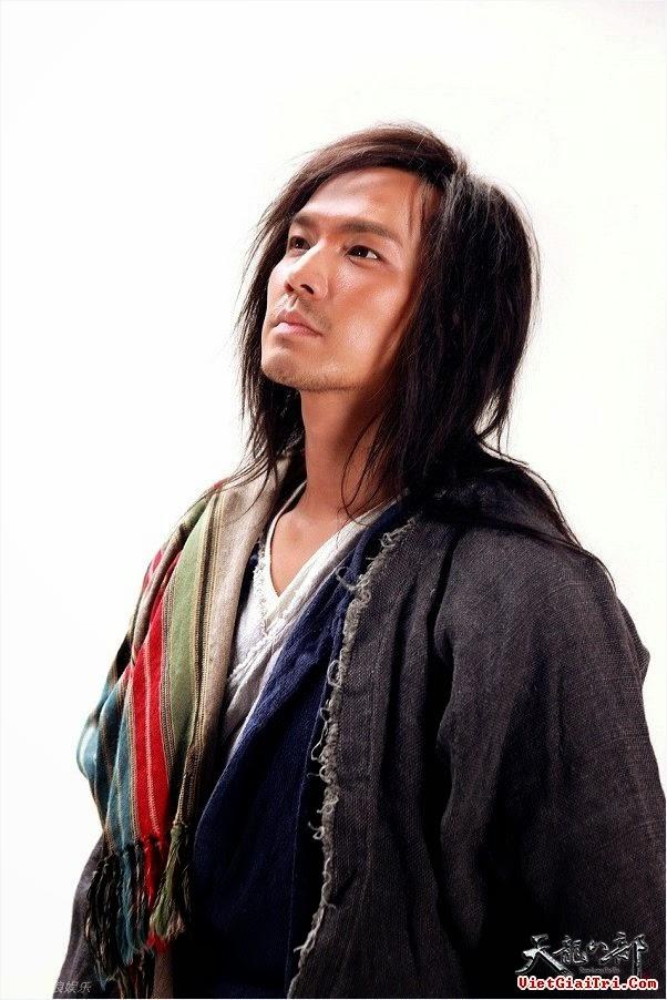 Một số hình ảnh trong phim Tân Thiên Long Bát Bộ 2013
