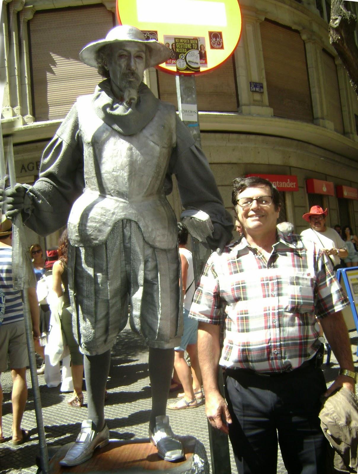 ruben sada, don quijote, lengua castellana