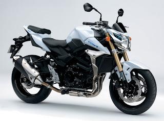 Spesifikasi dan Harga Suzuki GSR 750