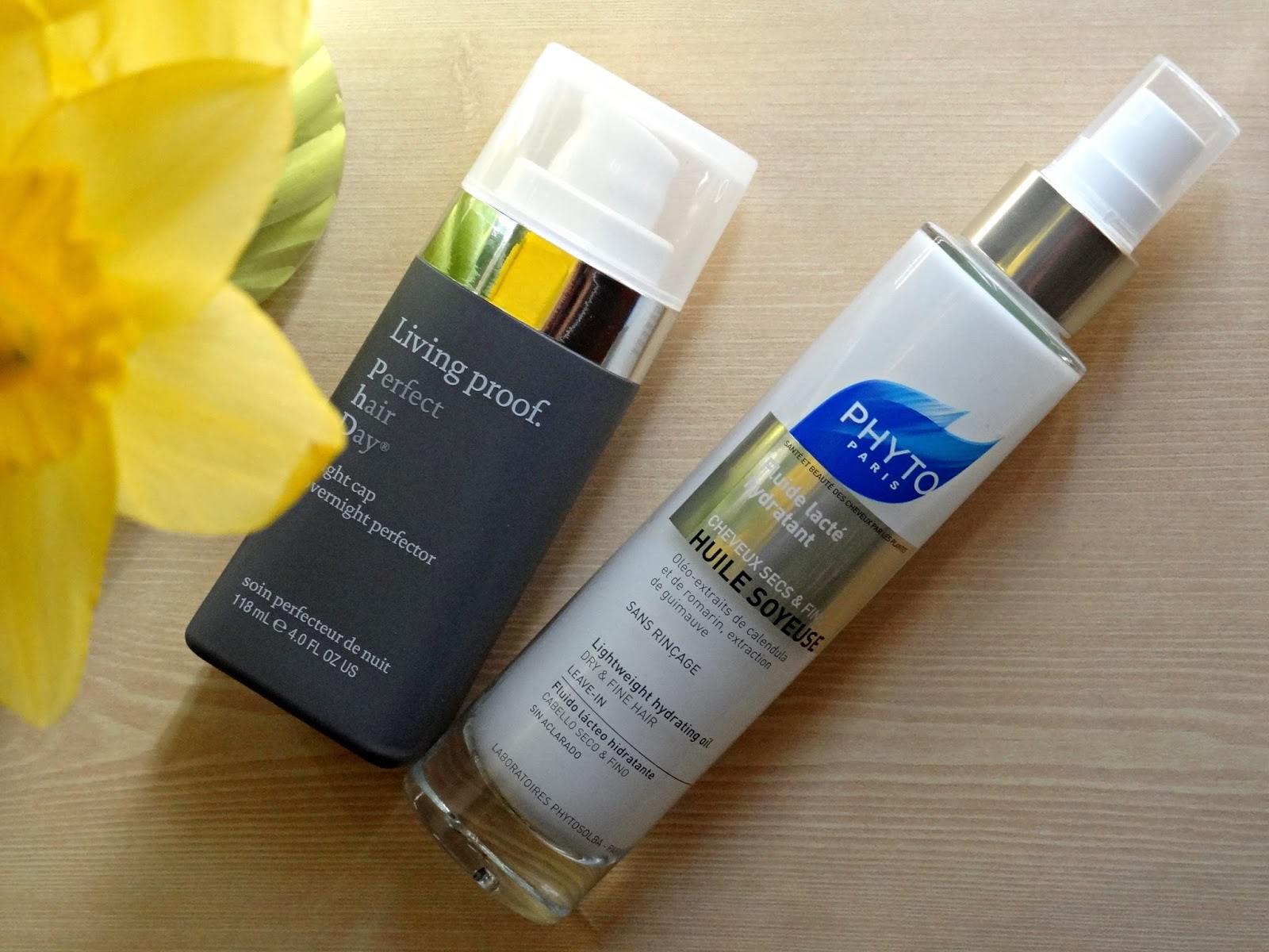 Two Fabulous Haircare Products To Try This Spring From Living Proof and Phyto Paris