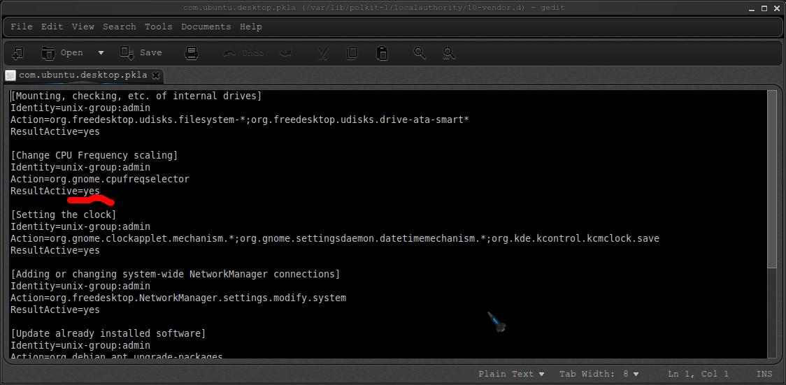 Password Mount Harddisk di Ubuntu