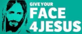 Dá a tua face por Jesus