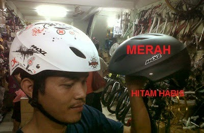 Helm Bmx Batok MXL