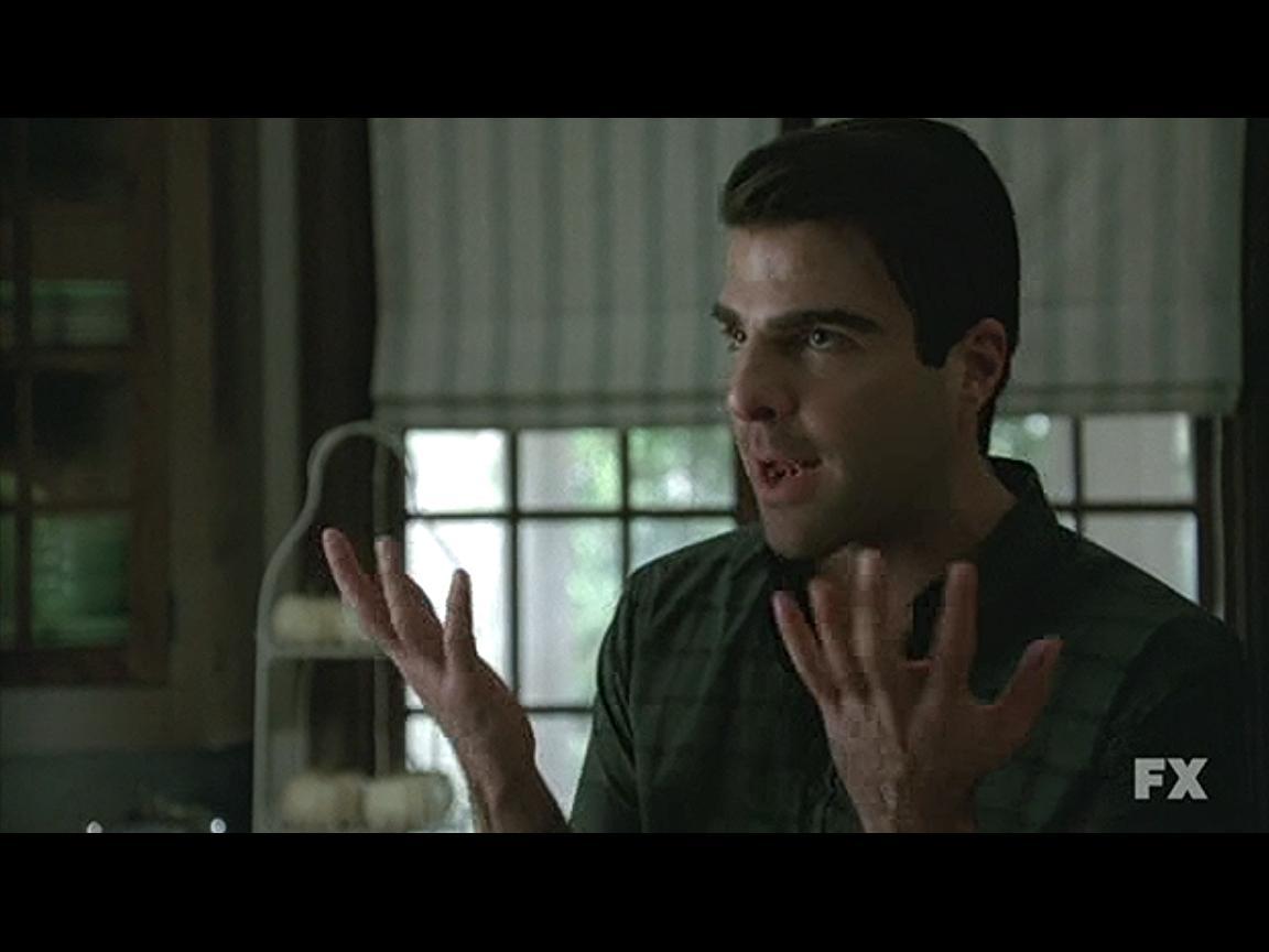 Emily Blame: AHS: Asylum Big Full Season Review Or