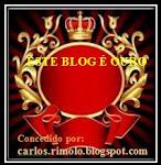 Prêmio para o Blog!