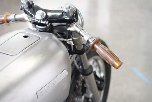Cafe Racer Throttle Assembly