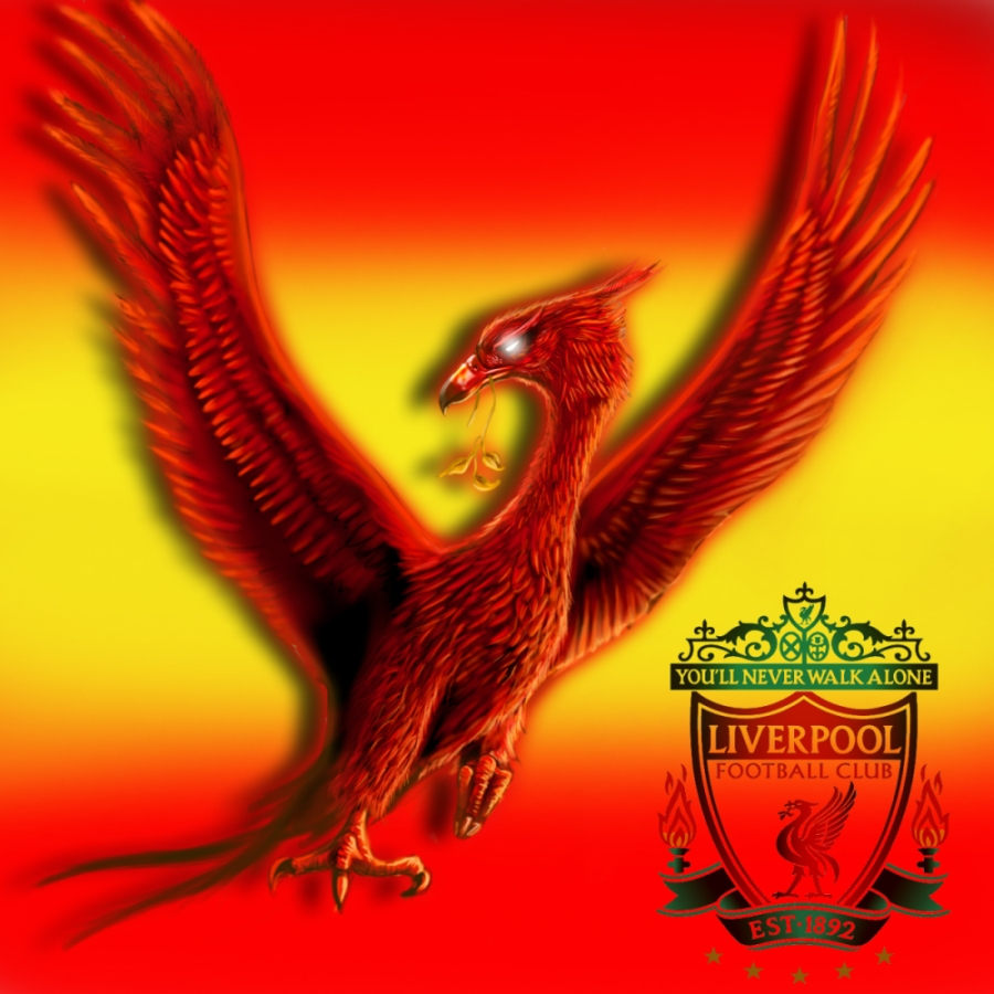 """PADANG ANFIELD: Puisi """"RED"""""""