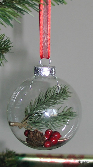 tippytoe crafts yah glass ball ornaments