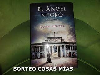 "Sorteo ""El ángel negro"" (hasta 17/12)"