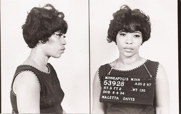 The Beauty Of Misbehavior Vintage Mugshots Of Bad Girls From - 15 vintage bad girl mugshots from between the 1940s and 1960s