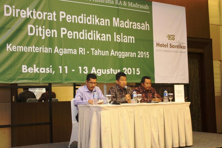 Madrasah Keagamaan Harus Fasilitasi Siswa Kuasai Tiga Kompetensi Ini